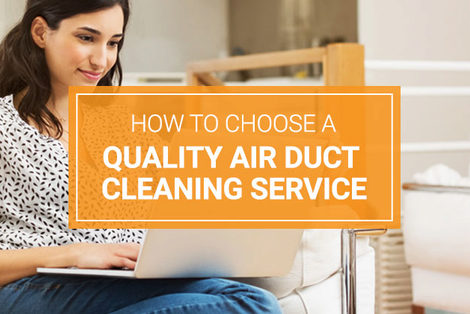 How to Choose a Quality Air Duct Cleaning Service