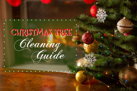 Christmas Tree Cleaning Guide