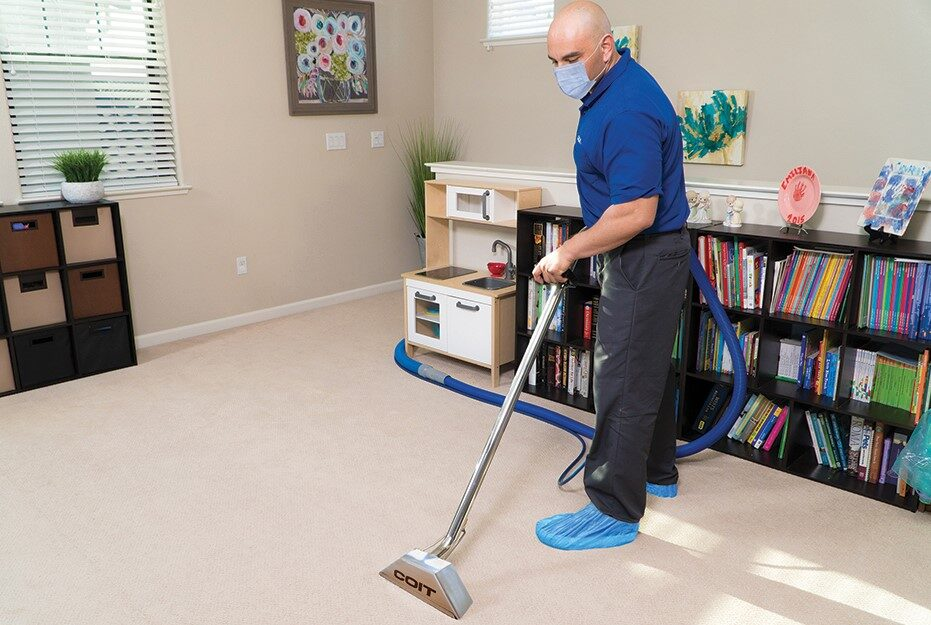 1 Vancouver Carpet Cleaning Services | COIT